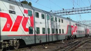 поезд санкт-петербург адлер двухэтажный фото